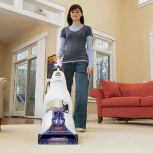 BISSELL Cleanview Power Brush Carpet Cleaner review