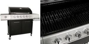 Charles Bentley 7 Burner Premium Gas Bbq Steel Barbecue review