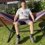 Best garden hammocks and my favourite picks including the Vivere hammock