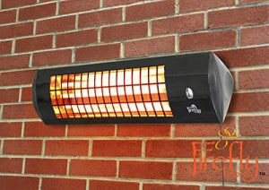 Firefly 1.8kW Wall Mounted Patio Heater Review