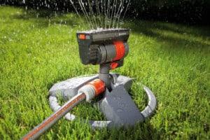 Gardena Oscillating Sprinkler ZoomMaxx Review