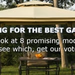 Best Gazebo & Pop Up Canopy