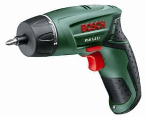 Bosch 603957770 PSR 7.2 LI Cordless Lithium-Ion ScrewdriveR Review