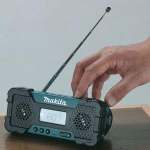 Makita STEXMR051 Battery-Powered Radio Review