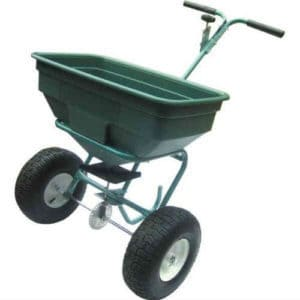 Best Lawn Spreader For Large Gardens - Neilsen 59KG (130LB) WALK BEHIND SPREADER REVIEW