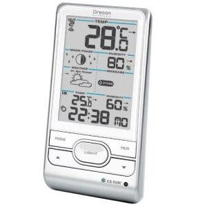 Oregon Scientific BAR208_HGW Wireless Weather Station review