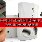 Best Mouse Trap Reviews - 8 Top Traps and repellers
