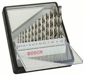 Bosch 2607010538 135 mm HSS-G Drill Bits - 13-Piece Review