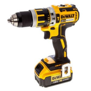 Dewalt 18V XR Brushless Compact Lithium-Ion Combi Drill Review