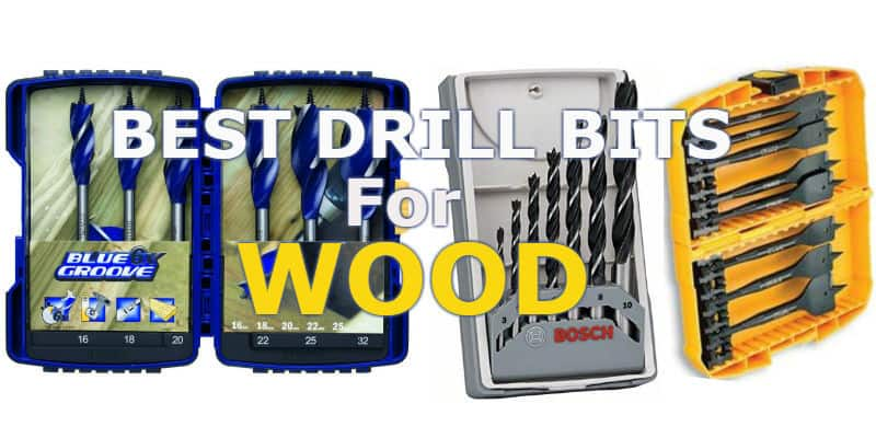 Best drill bits for wood Reviews