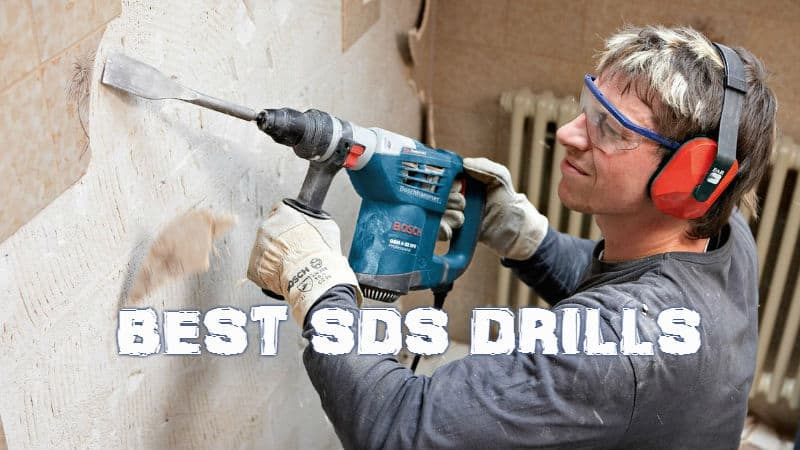 Best SDS Drill Reviews - We compare 10 top models to see how they compare