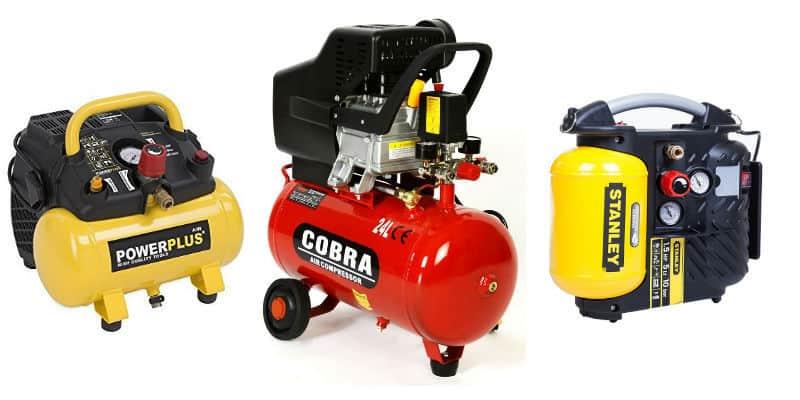 Best Air Compressor Reviews - Top 8 Models