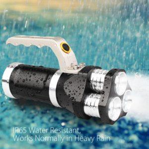 BEST PICK- Synthia LED Tactical Flashlight