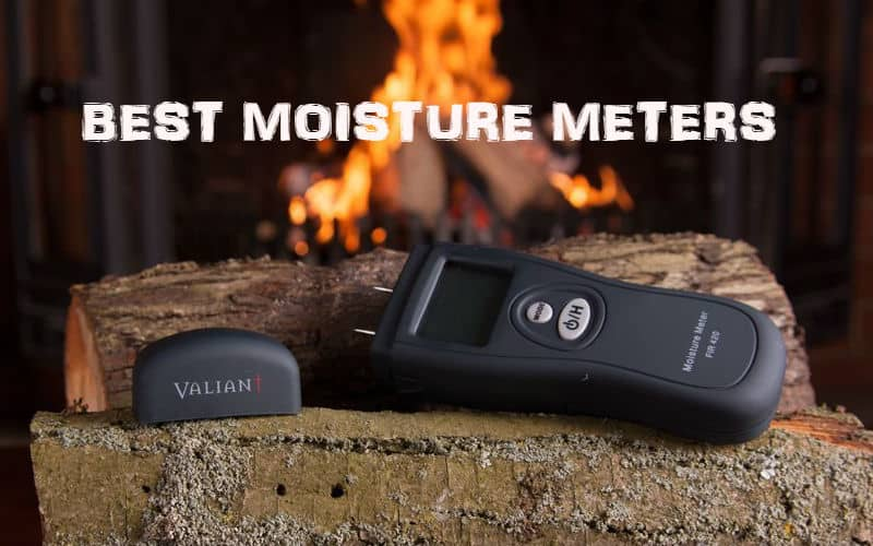 Best Moisture Meter For Firewood and trade use on other materials