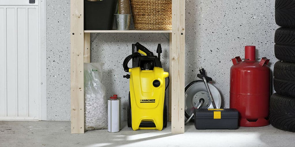 Karcher K4 Review - Full Control vs Compact K4