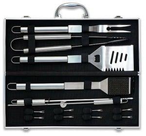 MKD BBQ Tool Set Review