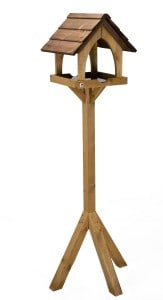 RSPB Gothic Bird Table Review