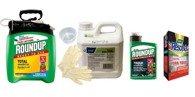 est Weed Killer For Driveways - Top 5 weedkillers ready to use and concentrate