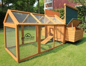 Pets Imperial Savoy Large Chicken Coop With 1.4m Run Review