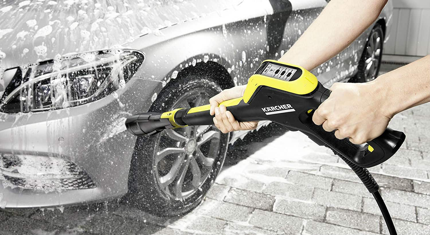 Best Pressure Washer For Cars Reviewed. Top 5 Models and Accessories