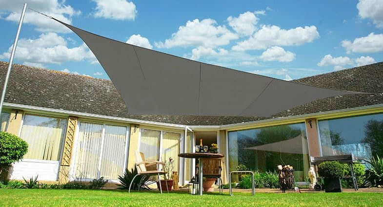 The Best Shade Sail – Top 6 Models Including Waterproof Sails