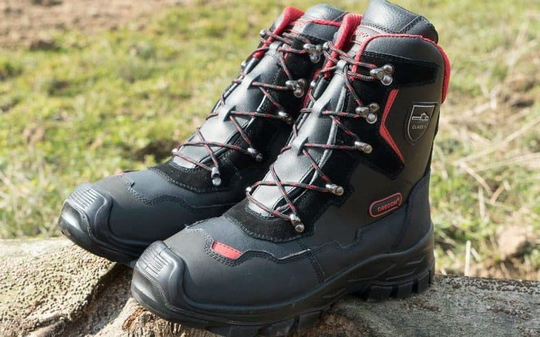 Best Chainsaw Safety Boots - 3 Top Pairs