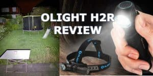 H2R NOVA LED Torch Review - Our Best LED torch that converts to a Head Torch