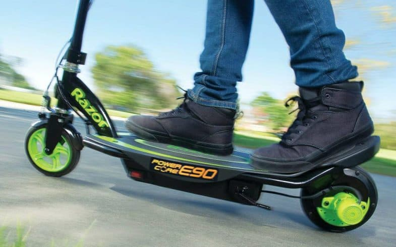 Best Electric Scooter For Kids  & Buyers Guide & Reviews