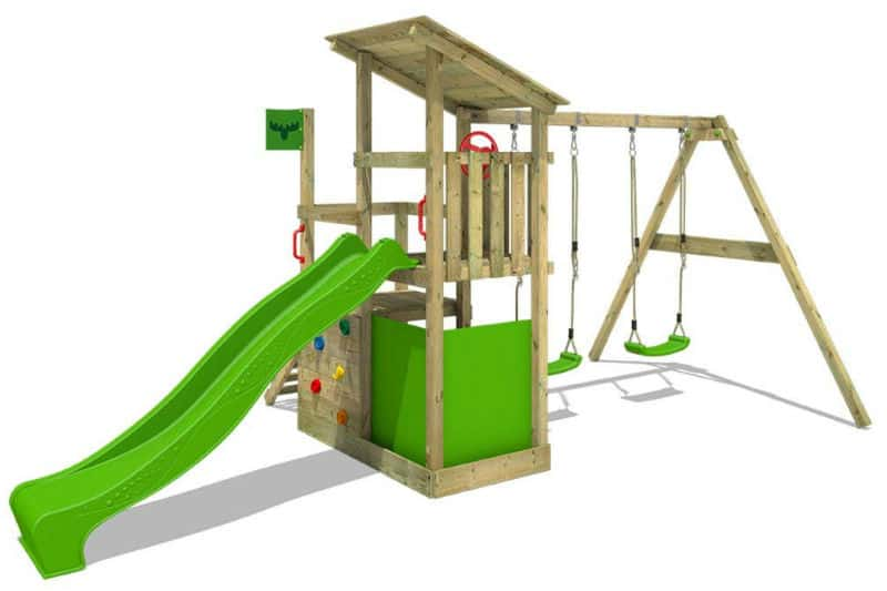 Best play Swing Set - Metal & Wooden Play Sets Compared and Reviews