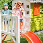 Best Kids Playhouse Review - Plastic & Wooden Models Compared