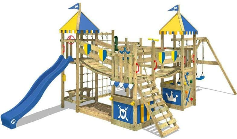 Top 7 Best Climbing Frames for Kids – Buyers Guide and Reviews