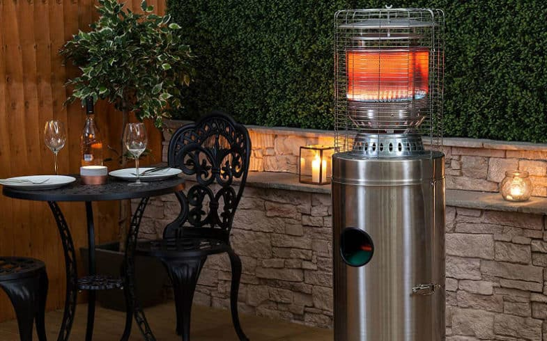 Best Patio Heater  – 10 Great models to consider from freestanding gas to hanging electric patio heaters