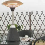 Best Electric Patio Heater Reviews - 5 of the best models - buyers guide and reviews