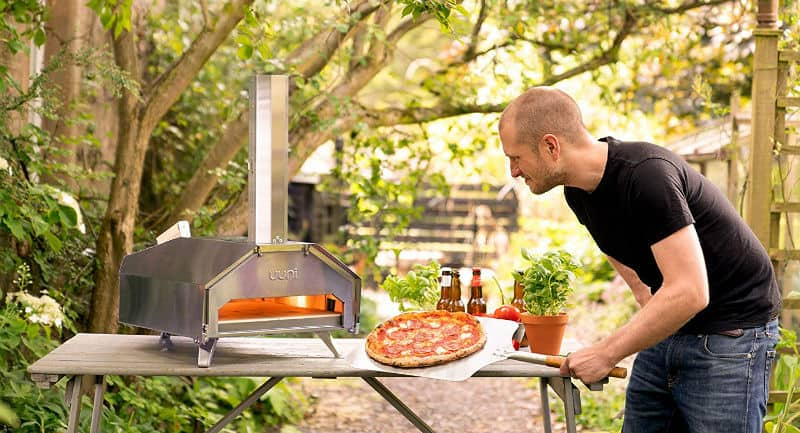 Best Outdoor Pizza Oven For Garden - top 5 models and reviews