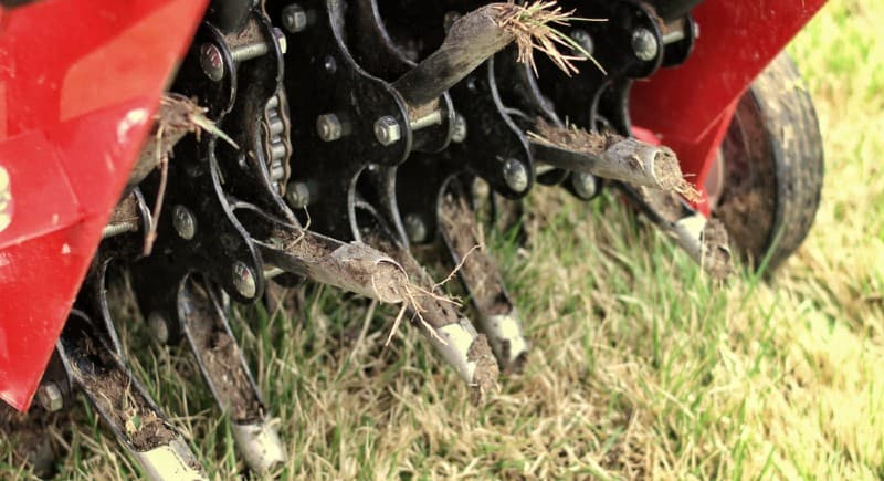 In this post we go over how to aerate your lawn, we also look at why and when is the best time to aerate a lawn. Read our beginners guide now to learn more.