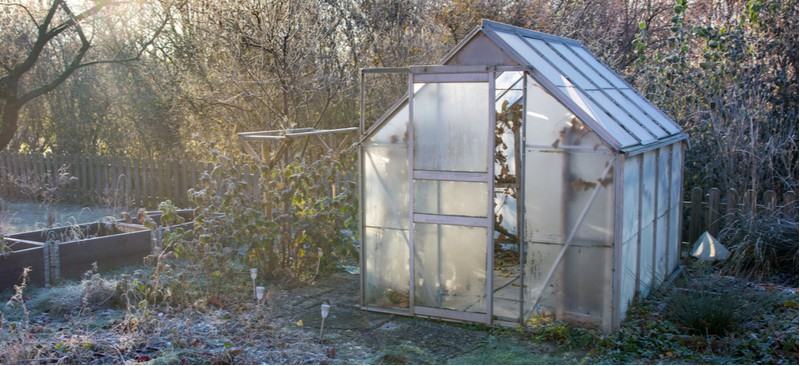 How to insulate a greenhouse