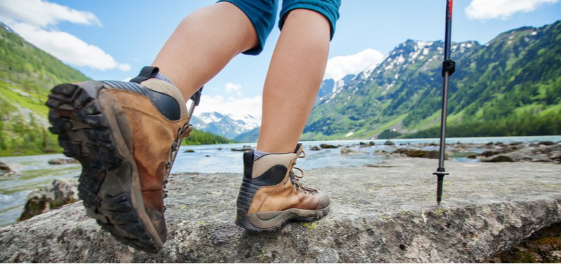 With so much choice when it comes to the best hiking boots, we decided to see which walking boots come out on top. They had to be comfortable and have good grip