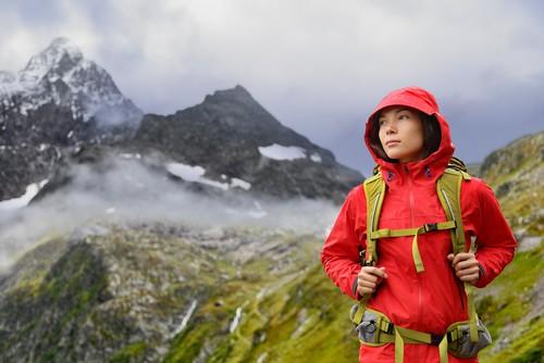 Best ladies waterproof coat for hiking