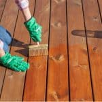 If you have wooden decking that it's important to look after the decking so that it lasts for many years. Learn how to treat wooden decking with decking oil.