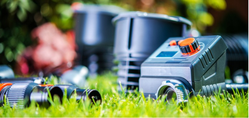 In this guide, we are going to look at how to set up an automatic watering system in your garden to water beds and borders, pots and containers and even baskets