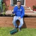 Best Lawn Aerator Review - Top 5 models including hollow tine and solid tines