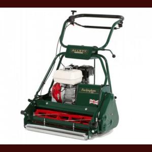 Allett Buckingham 20H petrol cylinder-mower-500x500