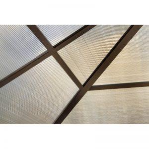 Carreon 3m x 3m Polycarbonate Gazebo roof