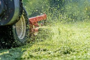 ride on lawn mower cuttting blades