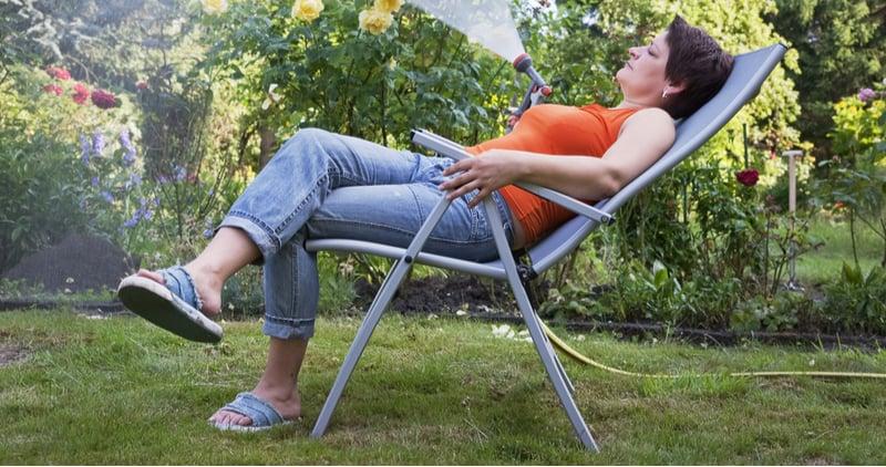 Best outdoor recliners