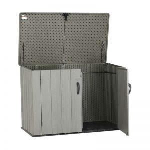 Lifetime 2123.76 L Plastic Storage Box