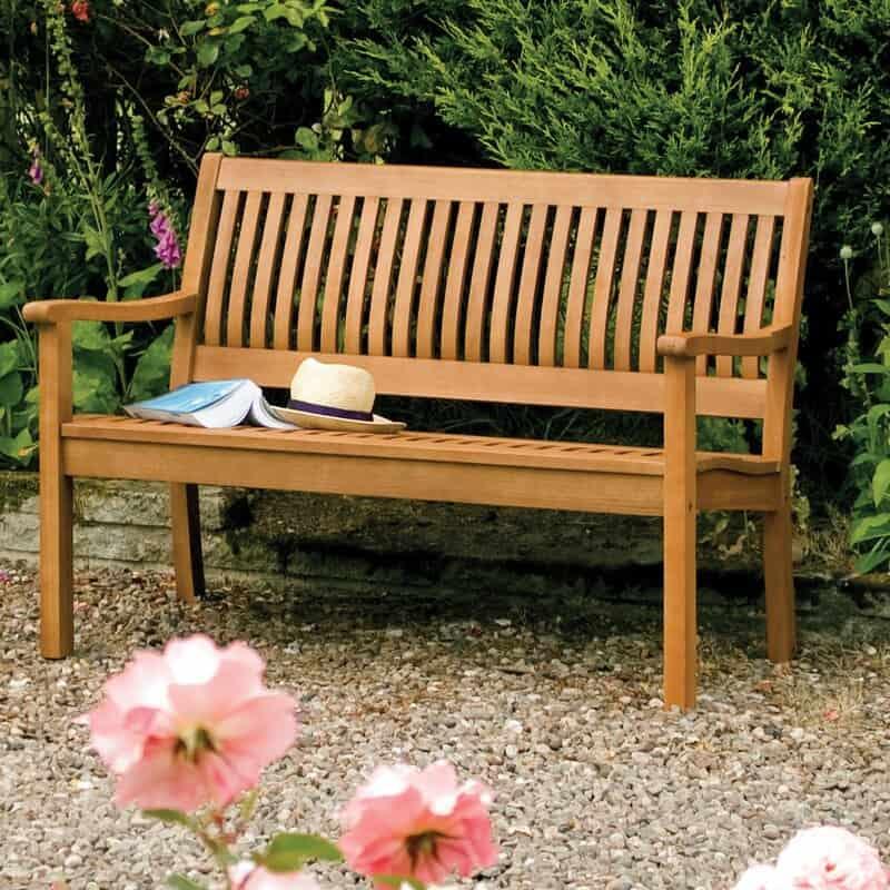 Mayela Wooden Bench