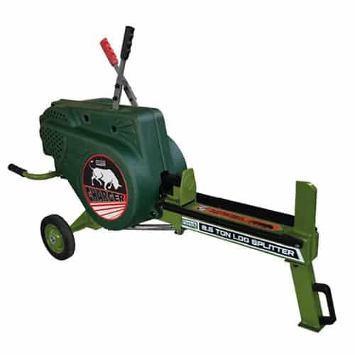 Portek Charger Quiksplit 8.5 Ton Impact Electric Log Splitter