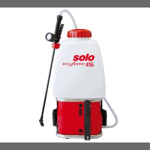 Solo 416LI Pro 20 Litre Battery Powered Back Pack Sprayer