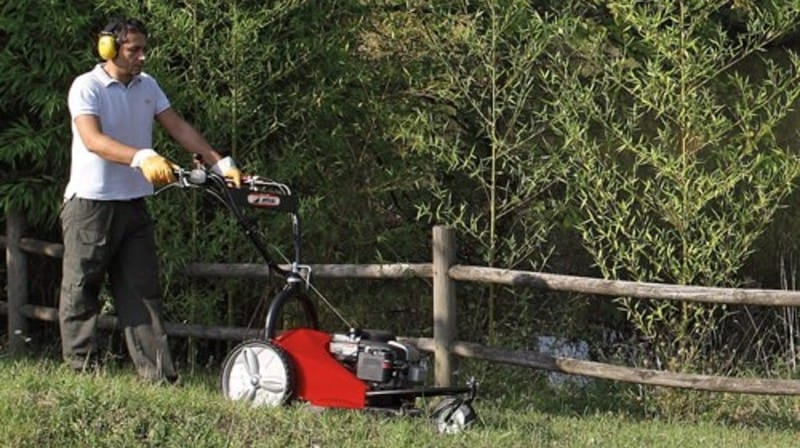 If you have an overgrown field or paddock with long grass and thick brush then a rough cutter field mower is what you need. See our best rough cut field mowers.